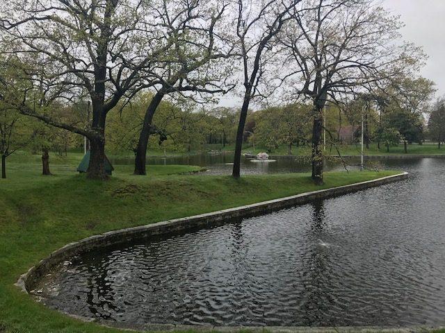 Deering Oaks Park, Portland, ME